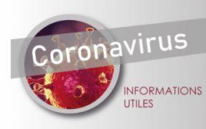 Coronavirus : infos utiles et bons plans