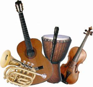 S'inscrire à un atelier Instrument de Musique