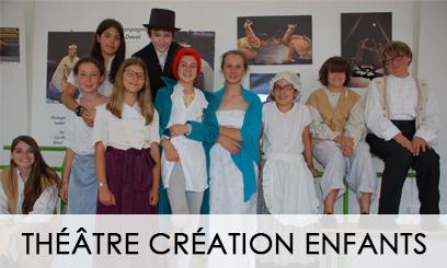 Théâtre Création Enfants 2020-2021