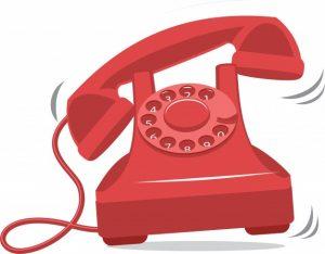Un téléphone où nous joindre