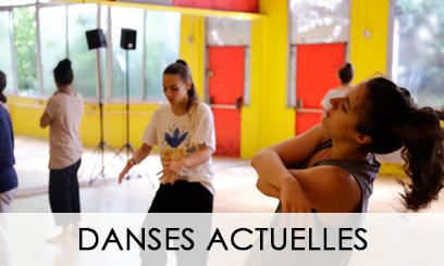 Danses Actuelles / Ecriture & composition chorégraphique 2021-2022
