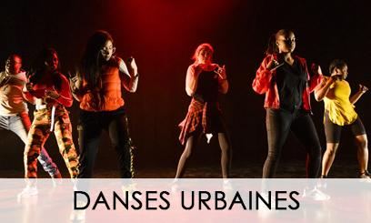 Danses Urbaines 2021-2022