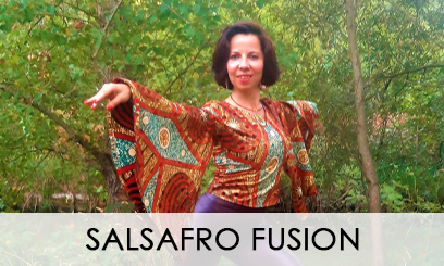 SalsAfro Fusion / Danses cubaines & africaines 2021-2022